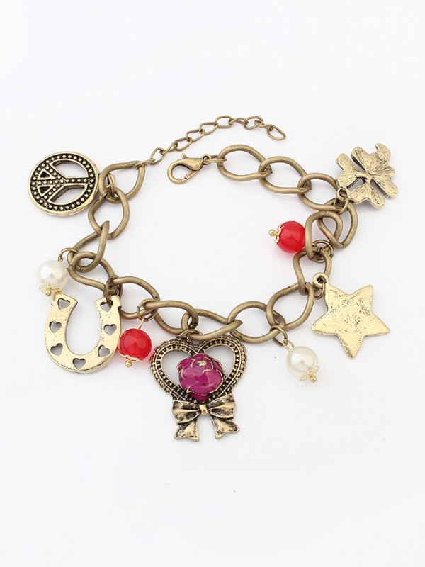 Occident Personality Exotic Retro Hot Sale Armband