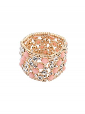 Occident Fashionable Wide Version Elasticity Hot Sale Armband