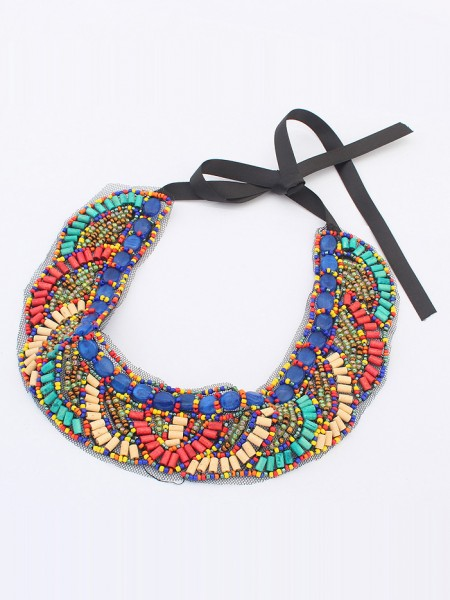Occident Bohemia Ethnic customs Hot Sale Halsband - E