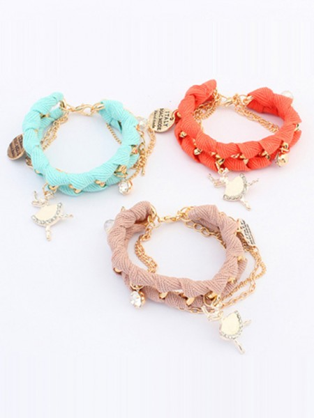 Occident New Popular Simple temperament Hot Sale Armband