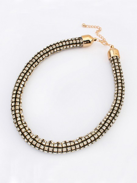 Occident Hyperbolic Major suit Flash drilling Hot Sale Halsband