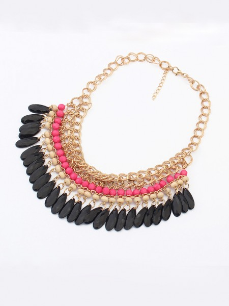 Occident Bohemia Elegant Water drop Hot Sale Halsband