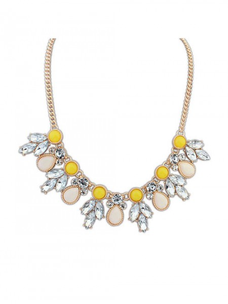 Occident Fresh all-match Stylish Exquisite Hot Sale Halsband