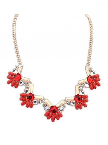 Occident New Stylish Geometry all-match Hot Sale Halsband