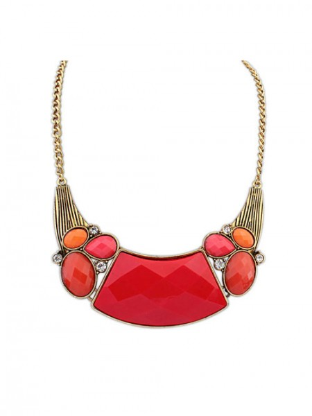 Occident New Retro Exotic Style Hot Sale Halsband