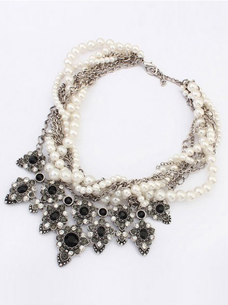 Occident Major suit Personality Hyperbolic Hot Sale Halsband