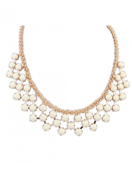 Occident Stylish Grand Classic all-match Hot Sale Halsband