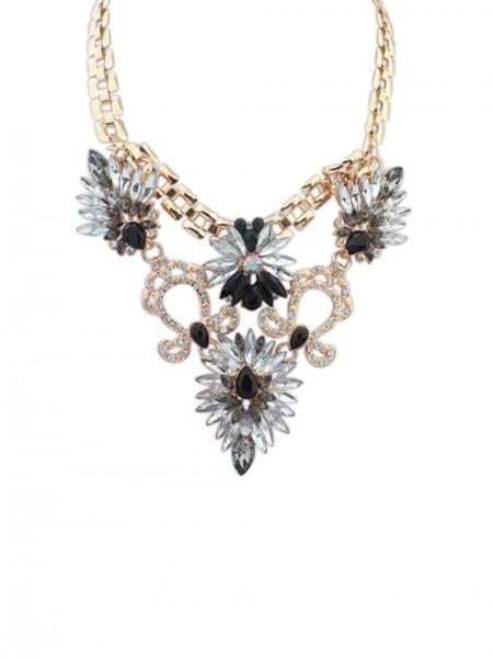 Occident Stylish Elegant Bright all-match Hot Sale Halsband