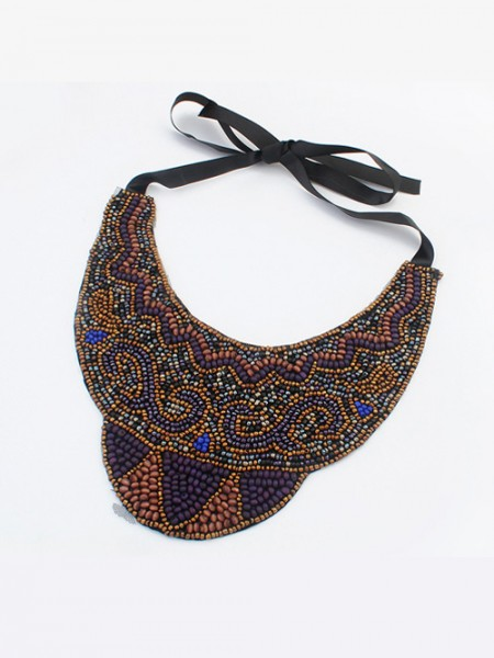Occident Exotic Personality Retro Hot Sale Halsband-12