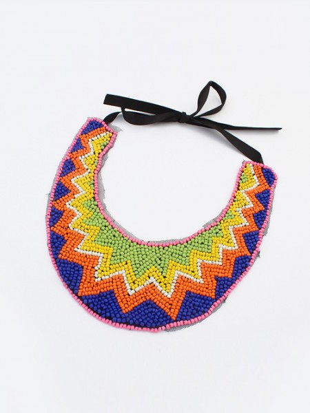 Occident Exotic Personality Retro Hot Sale Halsband-16