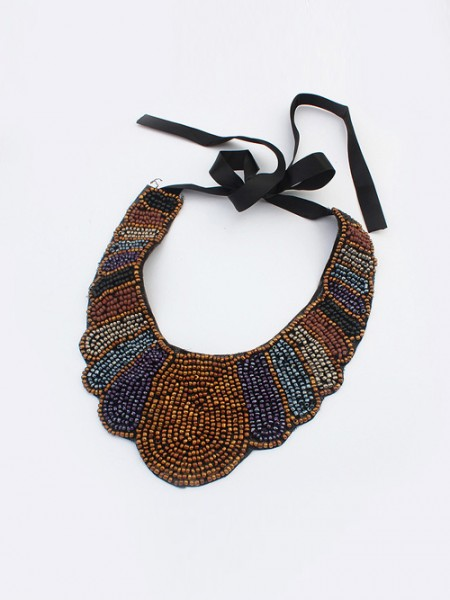 Occident Exotic Personality Retro Hot Sale Halsband-20