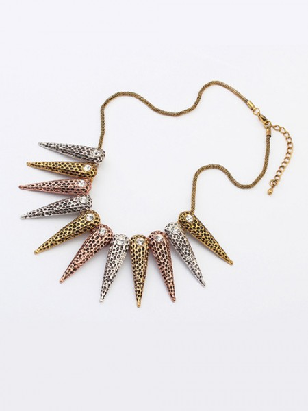 Occident Hyperbolic Exotic Punk Conical Hot Sale Halsband