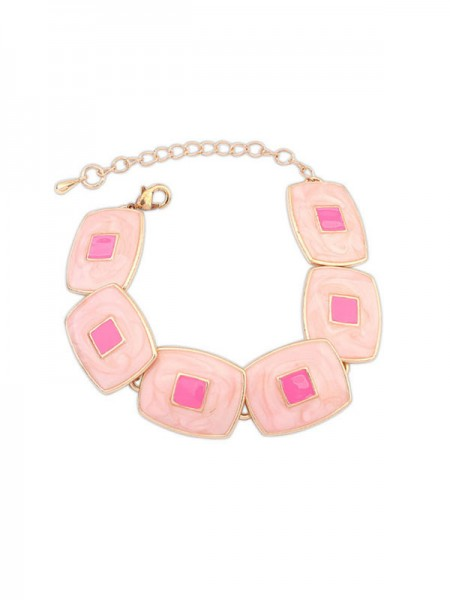 Occident Fashionable Elegant Blocks Temperament Hot Sale Armband
