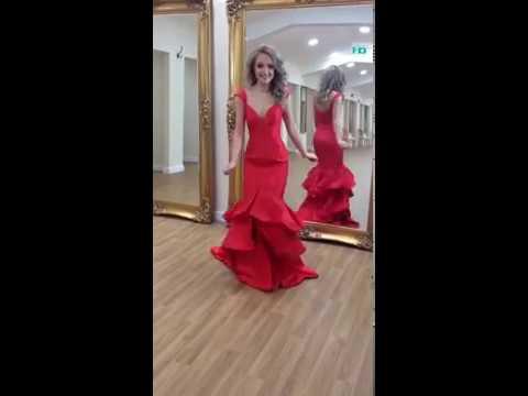 Trumpet/Mermaid Sleeveless Off-the-Shoulder Taffeta Layers Sweep/Brush Train Dresses